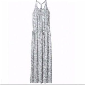 Athleta Cressida Marble Racerback Dress Size M